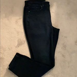 Express perfect curves legging h/r jeans